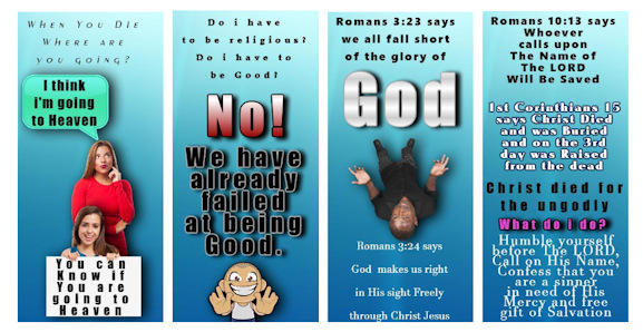 graphic regarding Free Printable Gospel Tracts named Cost-free Printable Christian Bible Tract